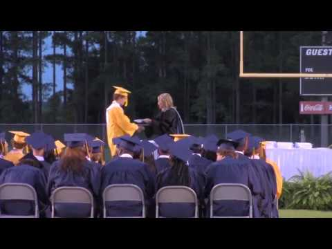"""2018 TATTNALL COUNTY HIGH SCHOOL GRADUATION - featuring """"see you when i see you"""" by Jason Aldean."""