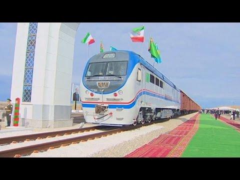 Inaugurata la ferrovia che connette Iran, Turkmenistan e Kazakistan - economy