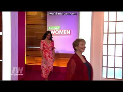 Loose Women with Christine Lampard - Monday 19th June 2017