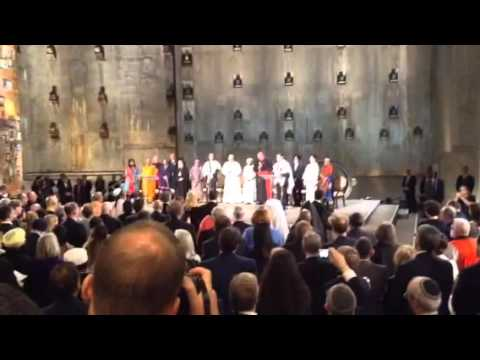 Interreligious Prayer Service with Pope Francis: Jewish Prayer in Honor of the Deceased