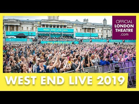 West End LIVE 2019: Six performance (Sunday)