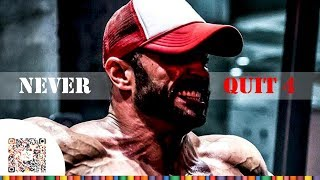 [NEVER QUIT PART 4] - Aesthetics Fitness Motivation