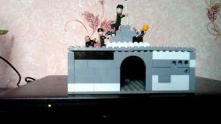 С 9 Мая!!! Лего самоделка взятие Рейхстага