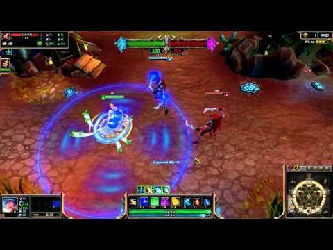 Muse Sona (2014 Rework) Skin Spotlight League of Legends