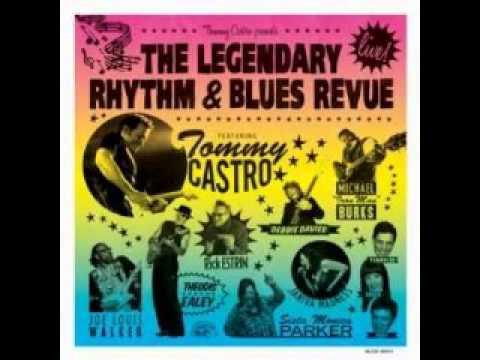 Tommy Castro - Voodoo Spell (Feat. Michael Burks)