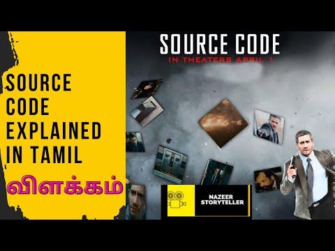 Source Code - Explained In Tamil    Spoiler Alert     Nazeer Storyteller