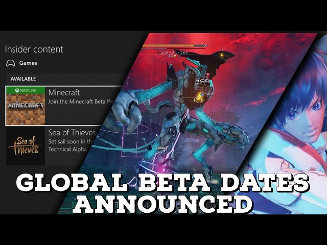 Global NGS Beta Dates Announced | How To Sign Up | Phantasy Online 2 New Genesis