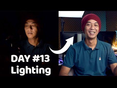 Lighting Video Murah YouTube - Day 13 -Tutorial YouTube