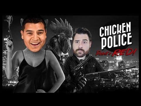 OJ & Alex Misadventures - Chicken Police! |
