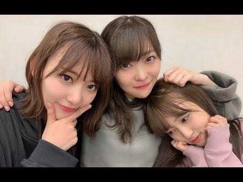 指原莉乃と宮脇咲良と矢吹奈子の関係性が微笑ましい!