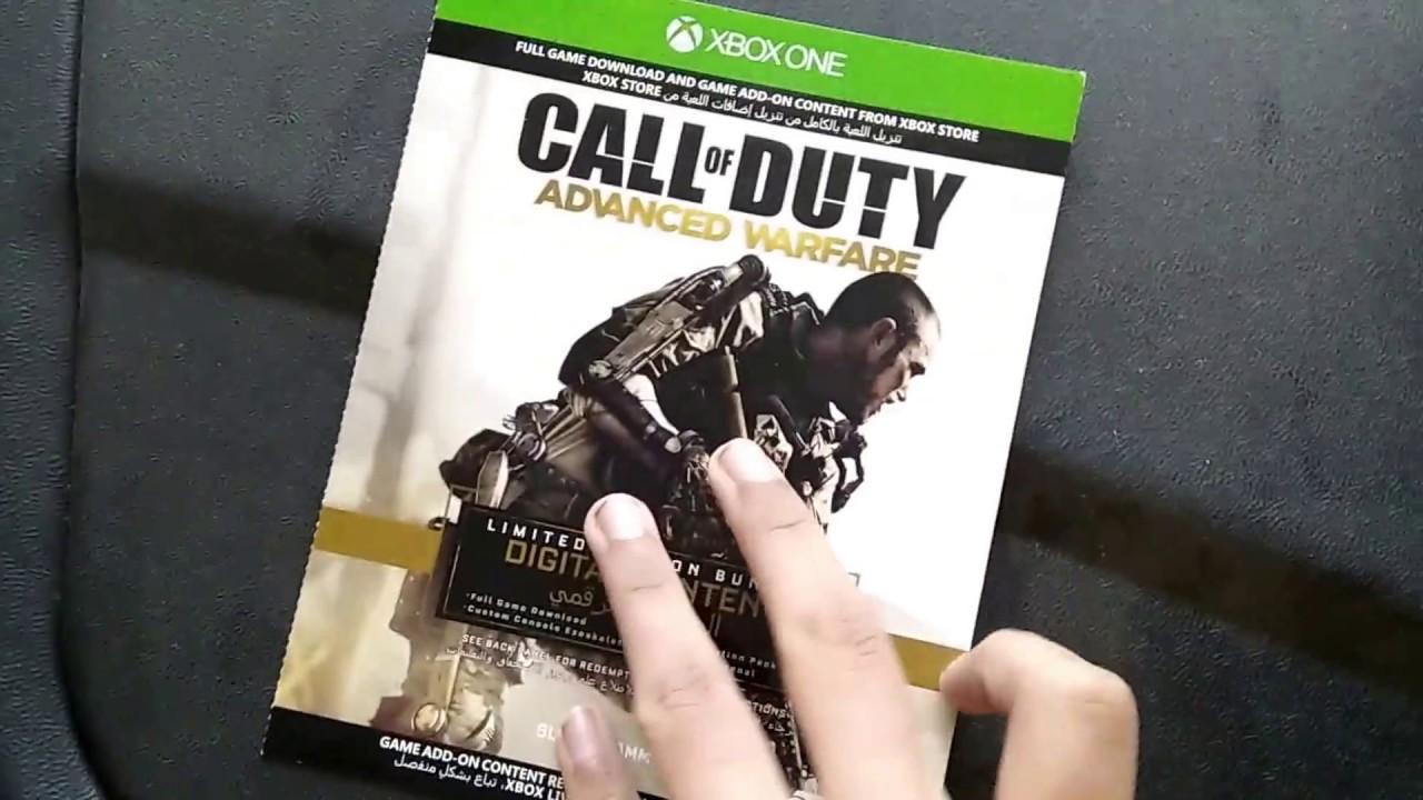 Free Code Or Key Of Call Of Duty Advanced Warfare Season