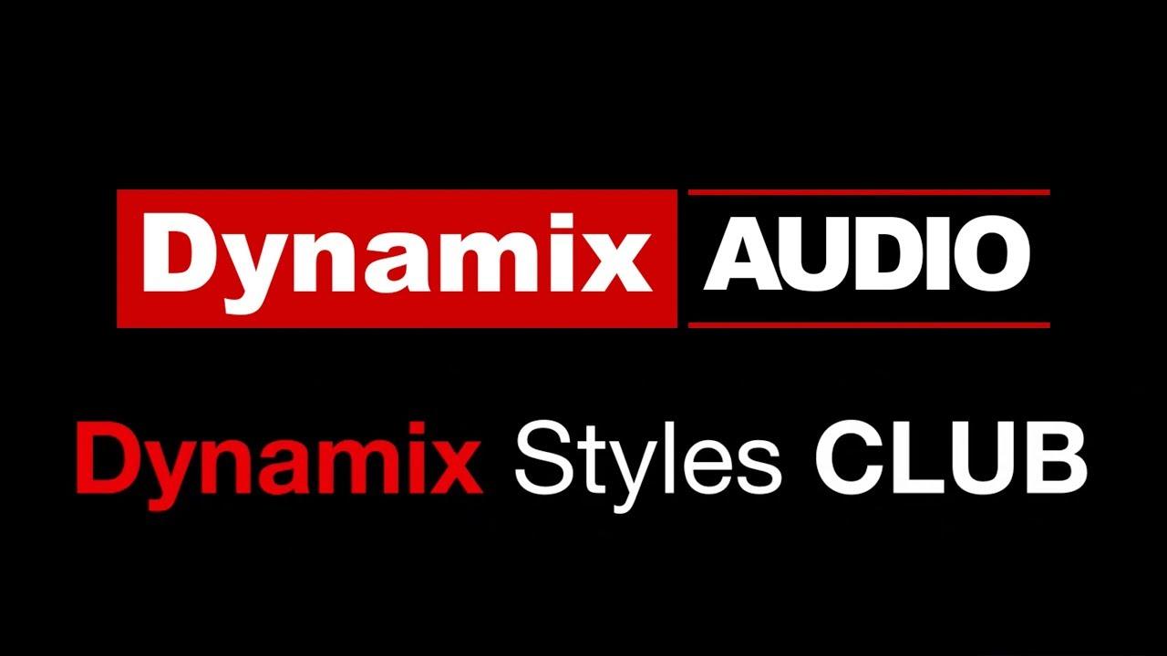 Dynamix Styles CLUB - Yamaha - Korg Pa - Roland #1