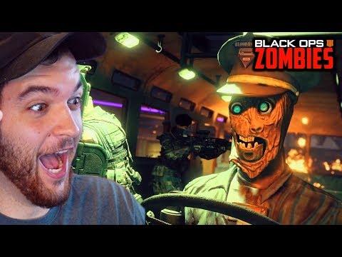 """""""ALPHA OMEGA"""" SPIELREAKTION! - BO4 ZOMBIES DLC 3 SPIELSPIEL + video"""