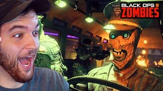 """ALPHA OMEGA"" GAMEPLAY REACTION! - BO4 ZOMBIES DLC 3 GAMEPLAY"