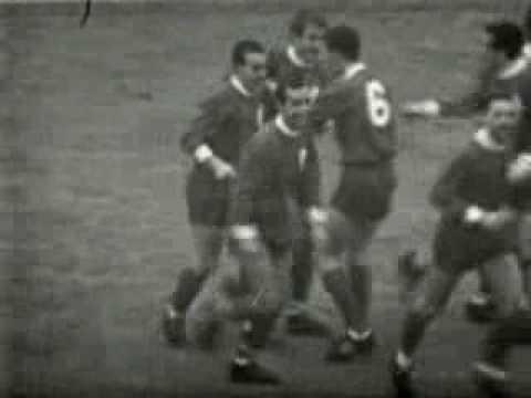 Liverpool Legend - Roger Hunt
