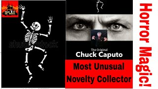 Mysterious Chuck Caputo Novelty Collection #Chuck Caputo #House Of The Unusual