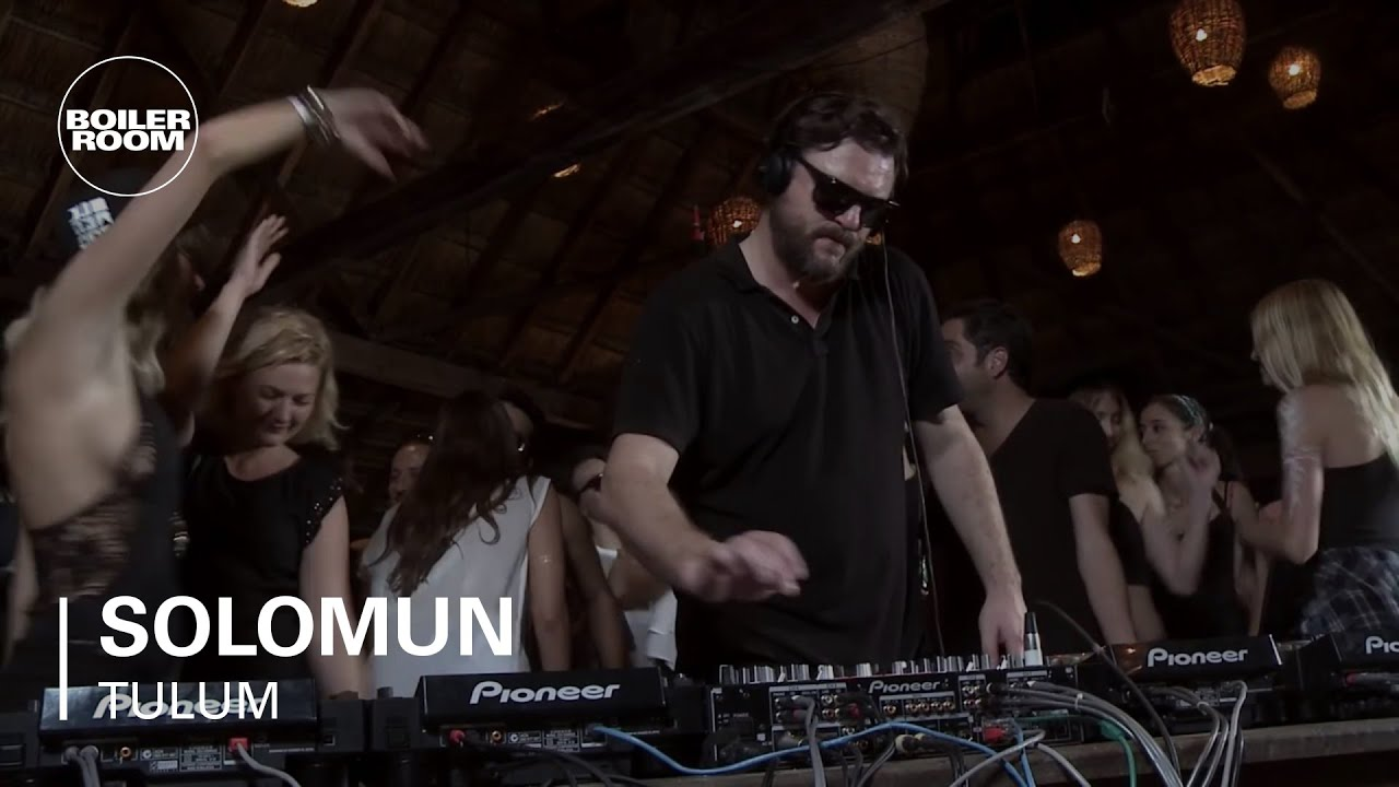 Solomun Boiler Room DJ Set - YouTube