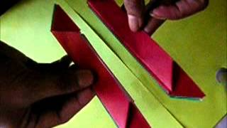 How To Make Origami Lotus Flower