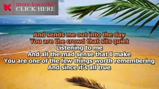 The Carpenters - You Karaoke