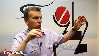 Иннокентий Шеремет о смерти телевидения