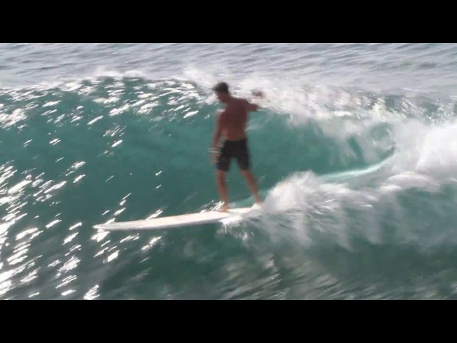 Expression Session: Zack Howard Longboarding Honolua Bay, Maui HI