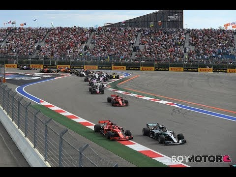 Resumen Y Análisis Del GP De Rusia 2018 De Fórmula 1 - F1 2018