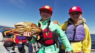 The Recreational Crab Fishery In Puget Sound, Washington