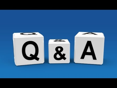 MUSSAR / Pirkei Avot (16) Questions and Answers Session.