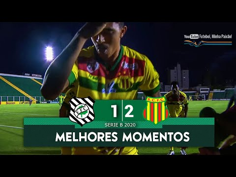 Figueirense Sampaio Correa Goals And Highlights