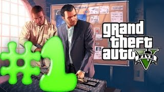 Grand Theft Auto 5 Gameplay Walkthrough Part 1 - Prolog And Simeon Yetarian