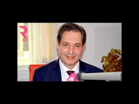 M. Riadh Mouakhar ministre des Affaires Locales et de l'Environnement sur les ondes de RTCI