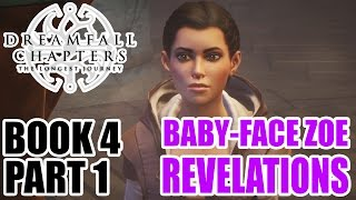 Myl Plays - Dreamfall Chapters Book Four - Part 1: REVELATIONS