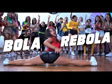 BOLA REBOLA - Tropkillaz, J Balvin, Anitta ft. MC Zaac   Choreography by Emir Abdul Gani