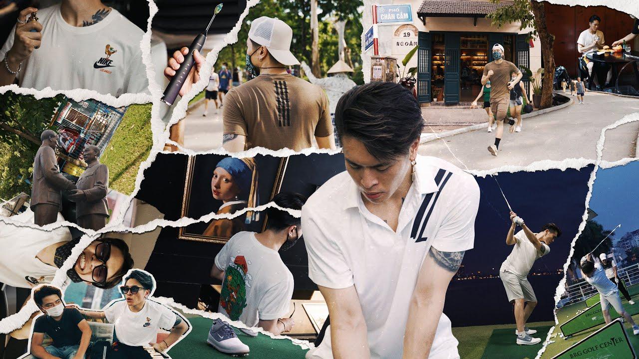 Một Ngày Của Mình Trước Giãn Cách | A Day With Me In Hanoi