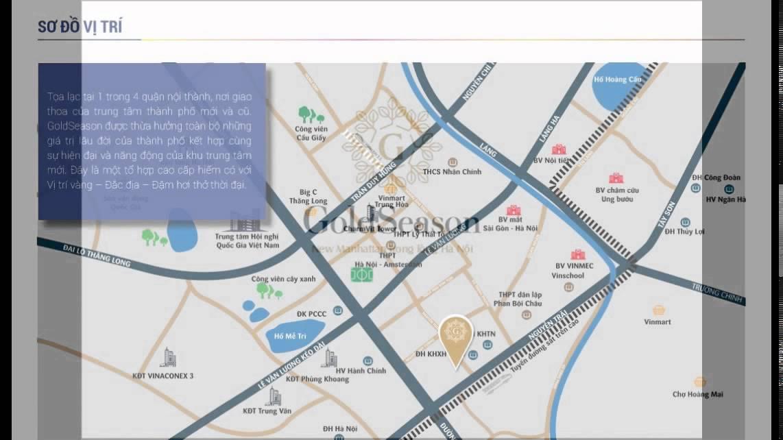 Có nên mua chung cư Goldseason 47 Nguyễn Tuân | LH: 0936.285.436