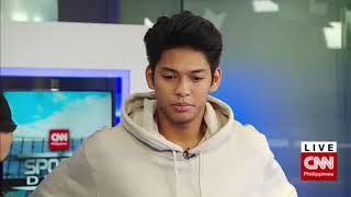 Ricci Rivero answers questions from netizens