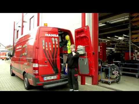 HF Mobile Hydraulic Service