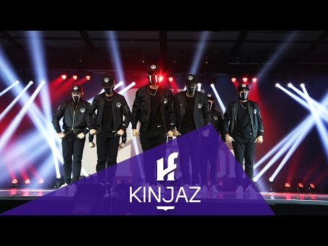 KINJAZ   Hit The Floor Lévis #HTF2016