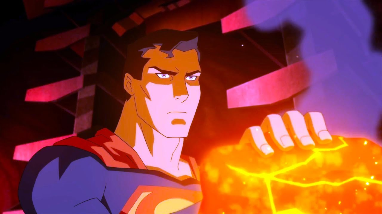 Download Justice League VS Outsiders : Young Justice Outsiders 3X23