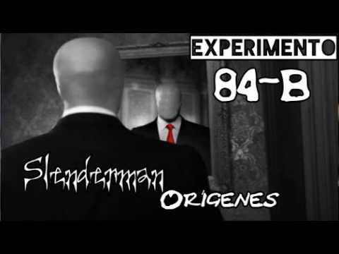 Creepypasta El Origen De Slenderman Experimento 84 B