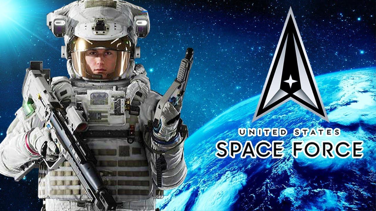 Así Será La Fuerza Militar Espacial (Space Force) 🌌