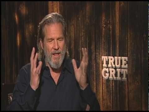 TRUE GRIT Interviews with Jeff Bridges, Hailee Steinfeld, Josh Brolin and Barry Pepper