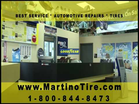 GoodYear Martino Tire Commercial (oil Change) 00:15:00 Sec