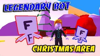I HAD LEGENDARY BOTS et SECRET BOTS IN BATTLE BOT SIMULATOR!! (Roblox)