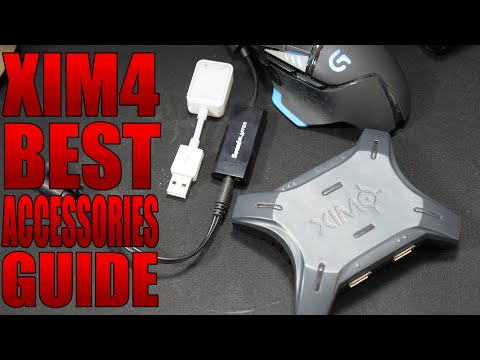 XIM4 Accessories Guide 2016 | Best Mouse And Other Stuff