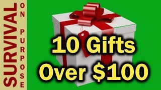 10 Outdoor and Tactical Gift Ideas Over $100 -  2018