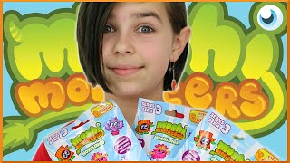Moshi Monsters - Surprise Blind Bag Opening - Series 3 Moshlings