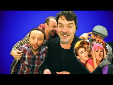 Beyaz Show - Beyaz'dan Gülben Ergen'e şarkılı Sataşma!