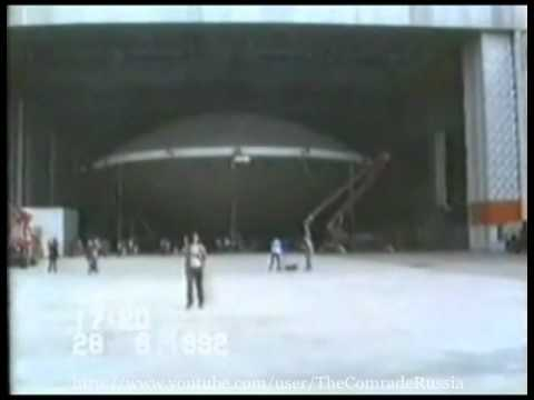 """Flying Saucer"" development in Russia"