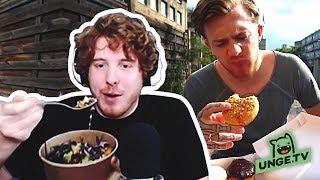 Unge REAGIERT auf 10.000 Kalorien Challenge! | ungeklickt